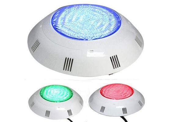 El color teledirigido que cambia la piscina del LED enciende resistencia de agua del RGB IP68