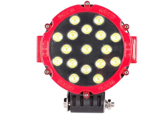 luces llevadas del trabajo del camión