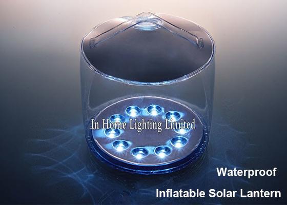 Luces LED subacuáticas marinas